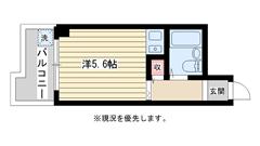 アルテハイム神戸・県庁前 803の間取