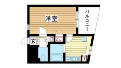 ラナップスクエア神戸県庁前 1002の間取
