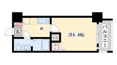 ダイドーメゾン神戸六甲 502の間取
