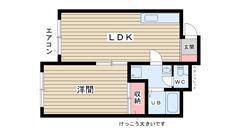 品川第8マンション の間取