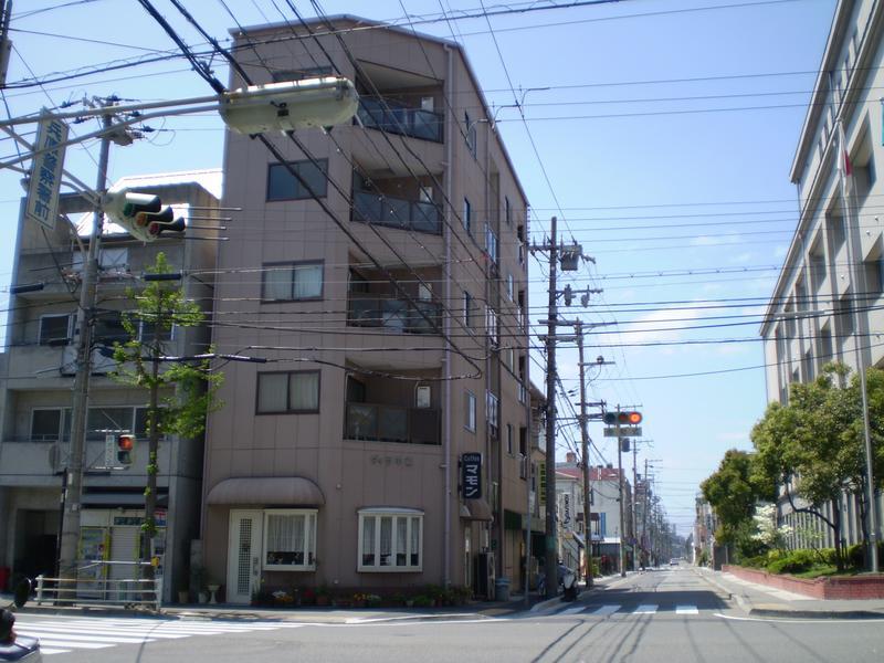 物件番号: 1025883882 ヴィラ中道  神戸市兵庫区中道通3丁目 2DK マンション 外観画像