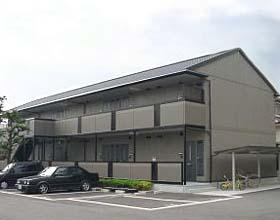 物件番号: 1025862386 セジュール赤坂  神戸市灘区赤坂通6丁目 1K ハイツ 外観画像