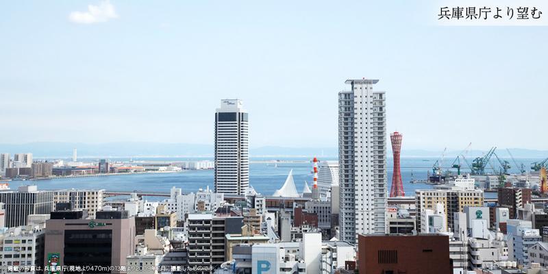 物件番号: 1025881638 ライオンズタワー神戸元町  神戸市中央区栄町通3丁目 2LDK マンション 画像3