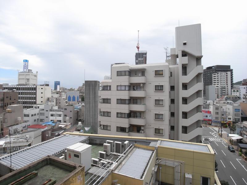 物件番号: 1025866204 メゾンドール下山手  神戸市中央区下山手通3丁目 1R マンション 画像8