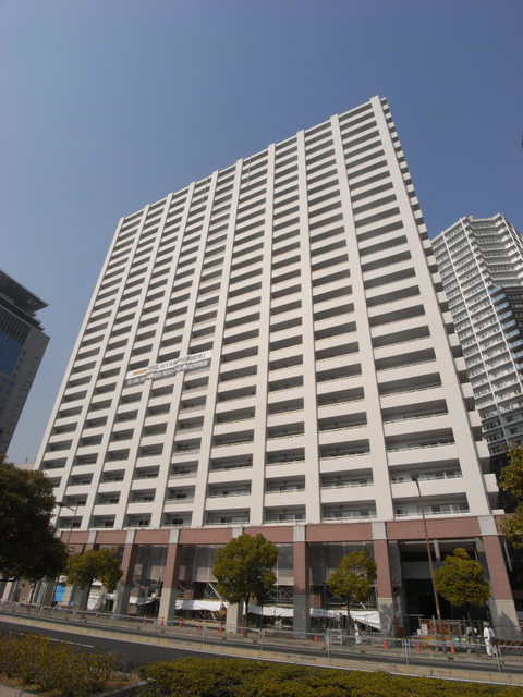 物件番号: 1025872953 ベリスタ神戸旧居留地  神戸市中央区海岸通 1LDK マンション 外観画像