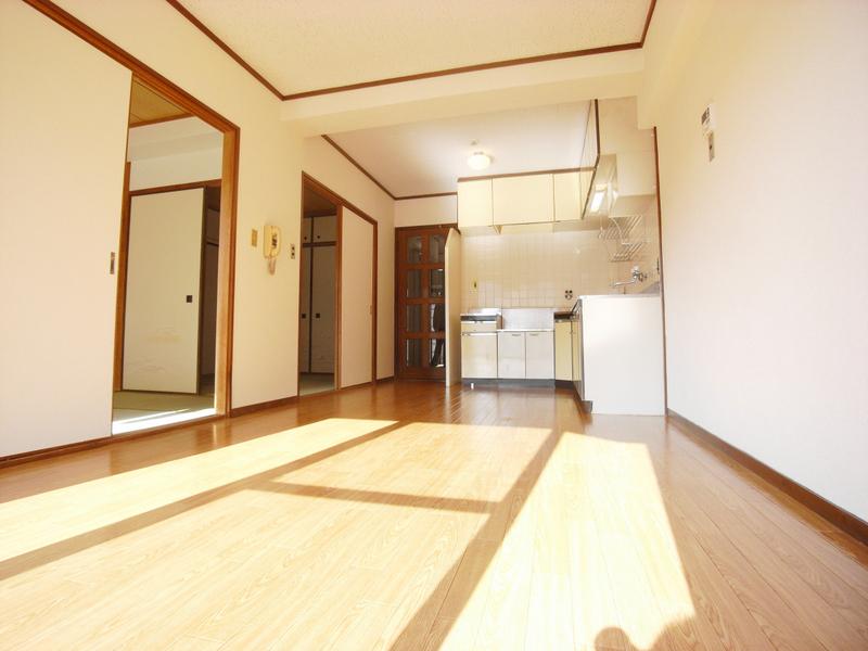 物件番号: 1025871205 みゆきハイム  神戸市中央区御幸通3丁目 3LDK マンション 画像4