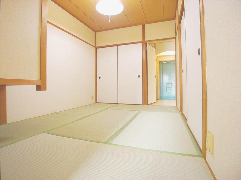 物件番号: 1025866213 グレイスハイツ新神戸  神戸市中央区布引町2丁目 2LDK マンション 画像8