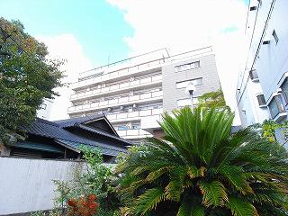 物件番号: 1025881927 MANSION YANO  神戸市中央区中山手通6丁目 1LDK マンション 外観画像