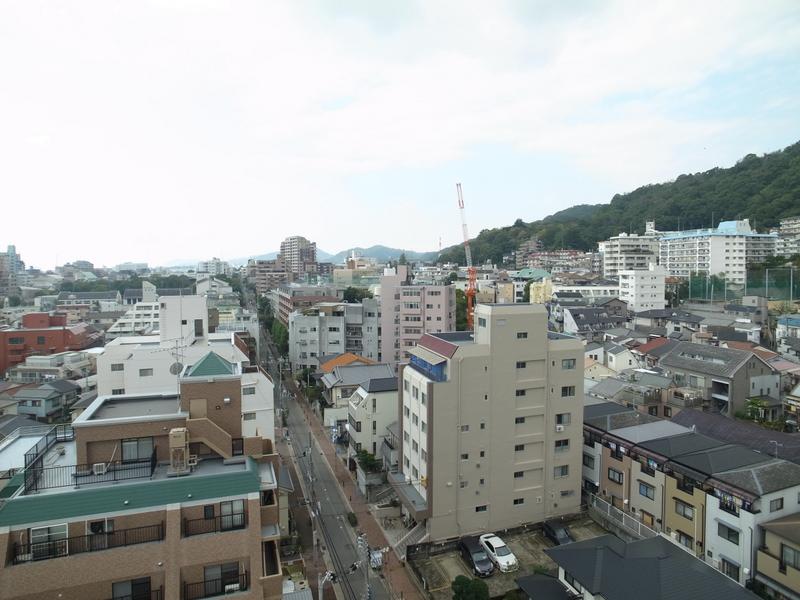 物件番号: 1025883990 リブコート中山手通  神戸市中央区中山手通4丁目 2LDK マンション 画像14