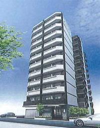 物件番号: 1025859922 アドバンス三宮シュロス  神戸市中央区八雲通1丁目 1K マンション 外観画像
