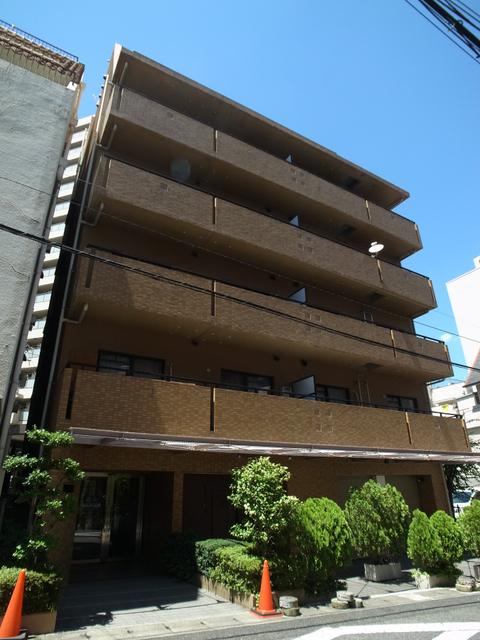 物件番号: 1025882540 メゾン・ドュウ  神戸市中央区中山手通2丁目 2LDK マンション 外観画像