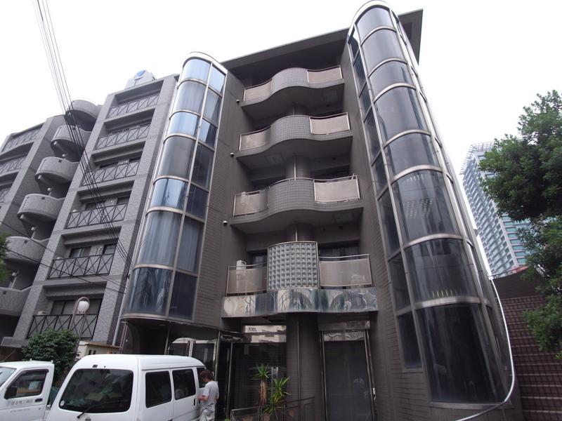 物件番号: 1025883789 アクト・ワン第3ビル  神戸市中央区熊内町4丁目 2LDK マンション 外観画像