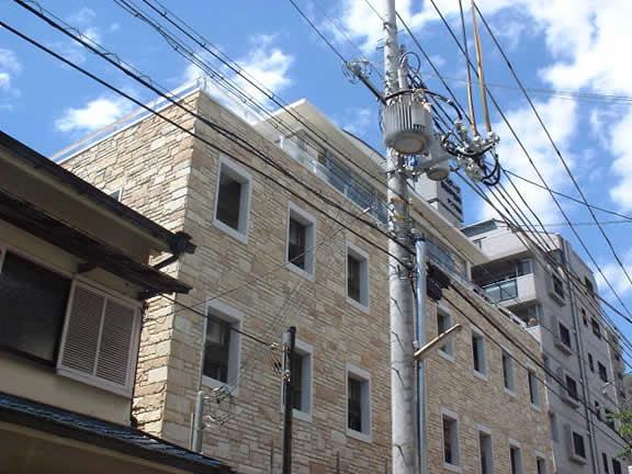 物件番号: 1025841864 ラ・コート・ドール新神戸      神戸市中央区熊内町4丁目 1K マンション 外観画像