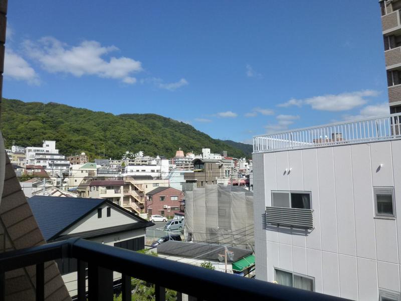 物件番号: 1025800150 アンビエント中山手  神戸市中央区中山手通4丁目 2LDK マンション 画像17