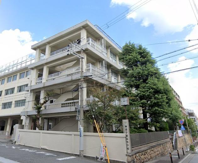 物件番号: 1025800150 アンビエント中山手  神戸市中央区中山手通4丁目 2LDK マンション 画像22