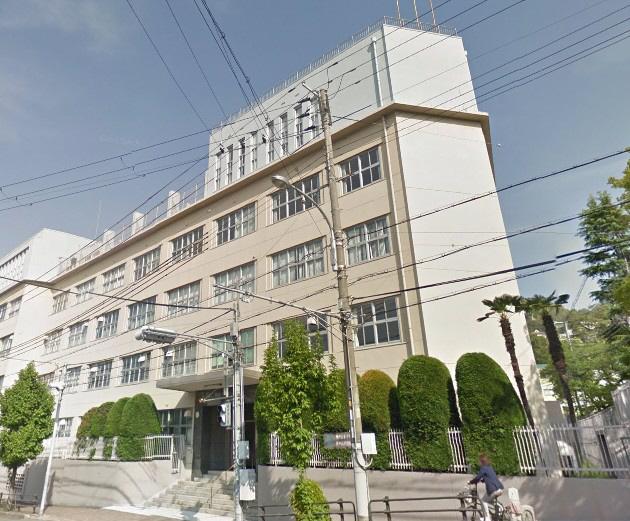 物件番号: 1025800150 アンビエント中山手  神戸市中央区中山手通4丁目 2LDK マンション 画像23