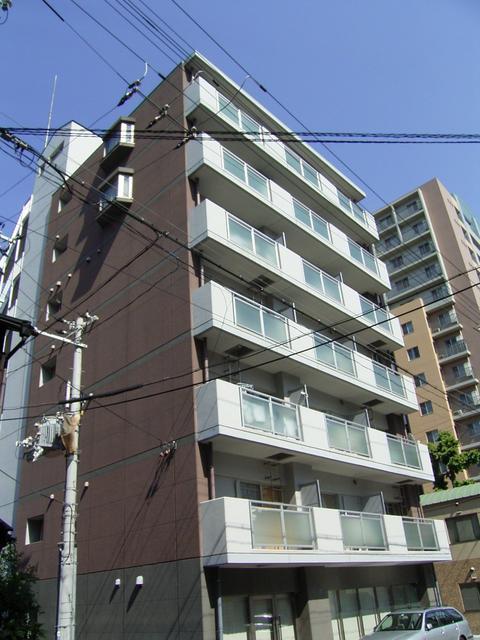 物件番号: 1025882854 リーガルコート明和  神戸市中央区二宮町3丁目 1K マンション 外観画像