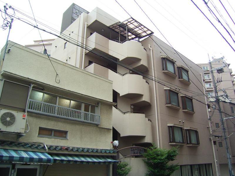 物件番号: 1025862591 ニュージョイハイツ  神戸市中央区二宮町4丁目 1DK マンション 画像1