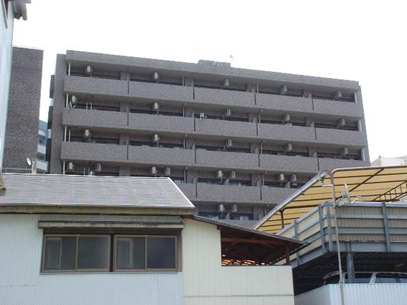 物件番号: 1025841088 リーガル新神戸  神戸市中央区二宮町4丁目 1LDK マンション 外観画像