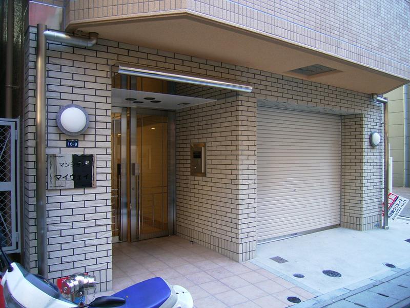 物件番号: 1025801191 マンションマイウェイ  神戸市中央区下山手通2丁目 1R マンション 画像1