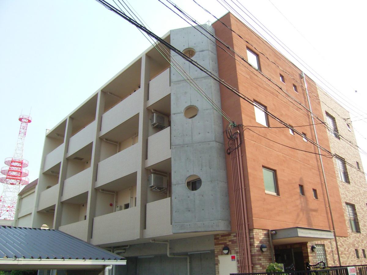 物件番号: 1025801509 BLMY.115  神戸市中央区中山手通7丁目 1LDK マンション 外観画像