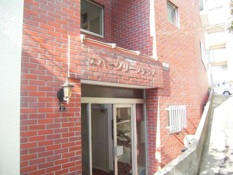物件番号: 1025876643 エバーグリーンテラス  神戸市中央区山本通3丁目 2DK マンション 外観画像