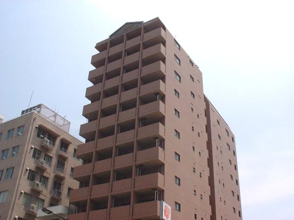物件番号: 1025814243 プレサンス新神戸  神戸市中央区布引町2丁目 1DK マンション 外観画像