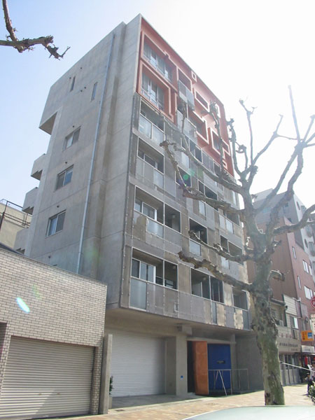 物件番号: 1025802508 PITTORESQUE  神戸市中央区楠町5丁目 1LDK マンション 外観画像