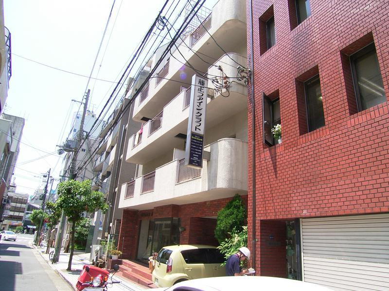 物件番号: 1025849600 藤正ファインクラフト  神戸市中央区中山手通1丁目 2DK マンション 画像1