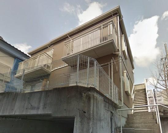 物件番号: 1025802959 メゾン・ド・新神戸  神戸市中央区熊内町5丁目 1K マンション 外観画像