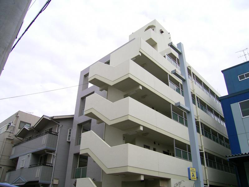 物件番号: 1025832042 サチハイツ  神戸市兵庫区小河通2丁目 2DK マンション 外観画像