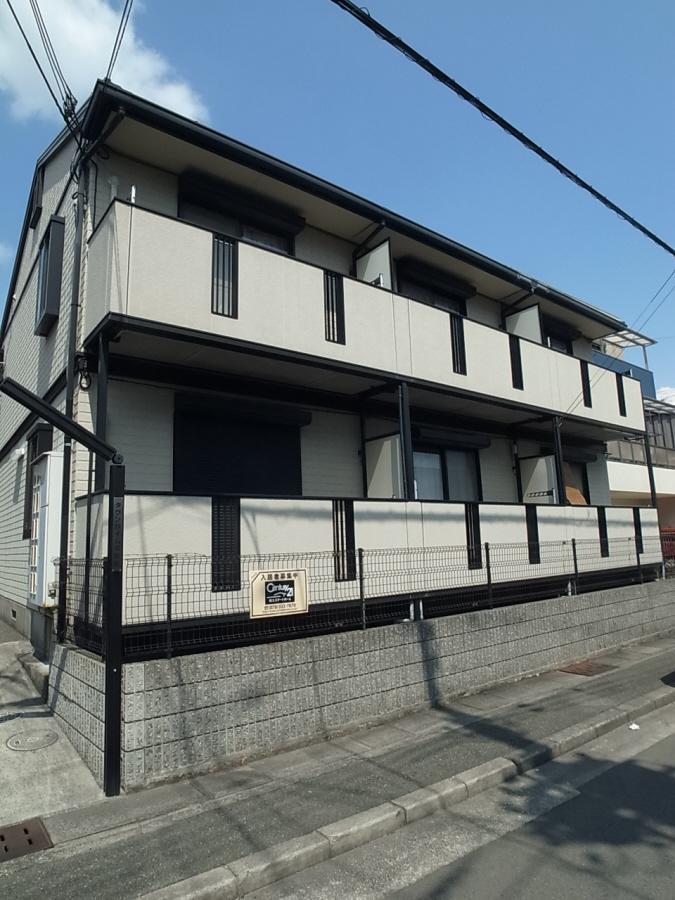 物件番号: 1025803335 タウンハイム須磨南  神戸市須磨区南町1丁目 1DK ハイツ 外観画像