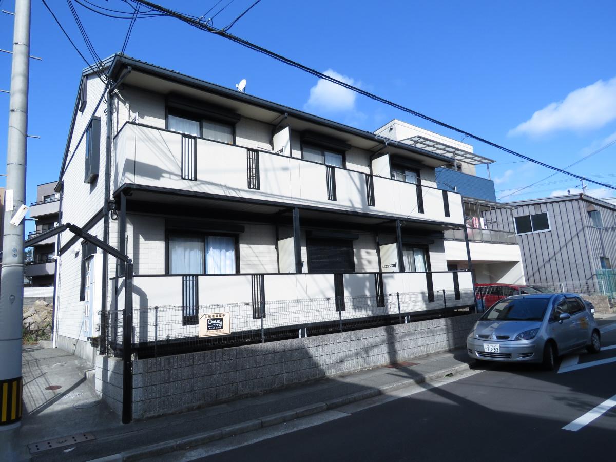 タウンハイム須磨南 202の外観