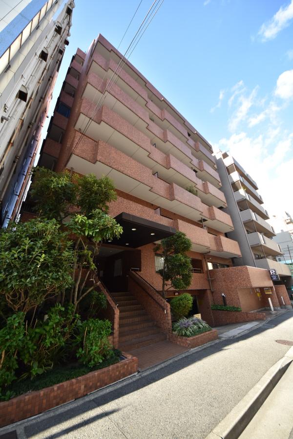 物件番号: 1025804299 三宮ハウス  神戸市中央区小野柄通3丁目 2DK マンション 外観画像