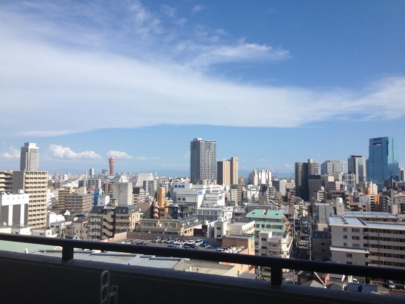 物件番号: 1025804721 リブコート神戸山の手  神戸市中央区下山手通7丁目 2LDK マンション 画像2