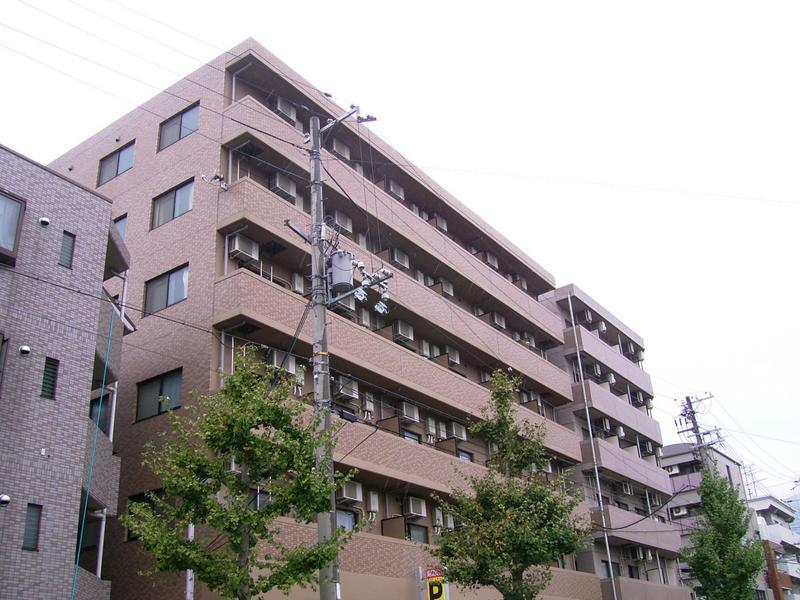 物件番号: 1025881814 エスペランサ御影Ⅱ  神戸市東灘区御影中町6丁目 1DK マンション 外観画像