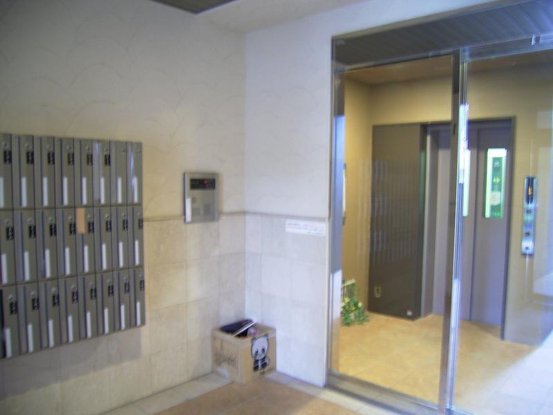 物件番号: 1025881814 エスペランサ御影Ⅱ  神戸市東灘区御影中町6丁目 1DK マンション 画像8