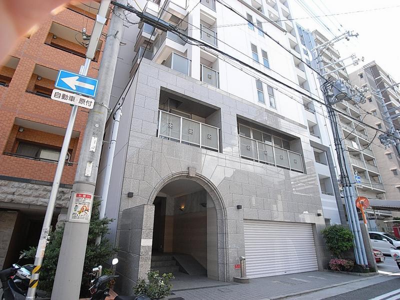 物件番号: 1025805194 中野ビル  神戸市中央区雲井通4丁目 1DK マンション 外観画像
