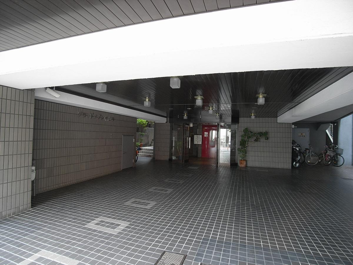 物件番号: 1025805859 グランドメゾン中山手  神戸市中央区中山手通4丁目 2LDK マンション 画像1