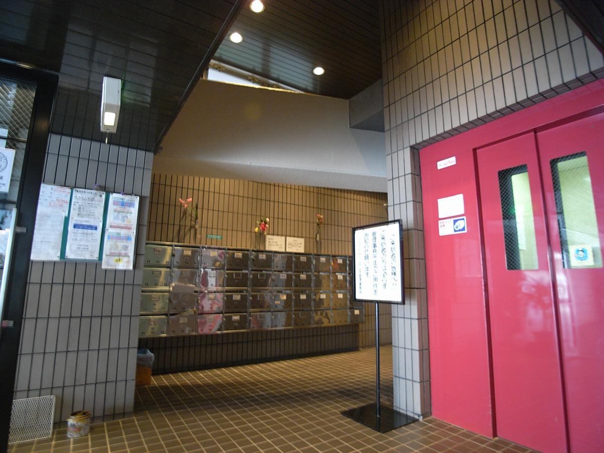 物件番号: 1025805859 グランドメゾン中山手  神戸市中央区中山手通4丁目 2LDK マンション 画像2