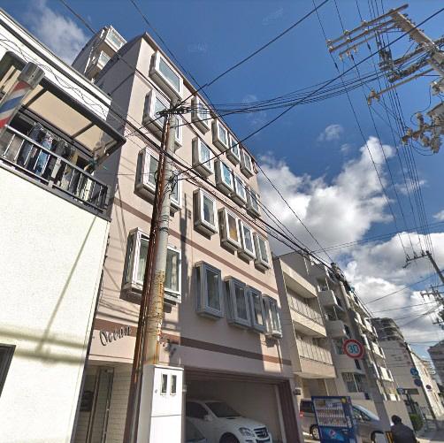 物件番号: 1025806552 オーシャンビル  神戸市中央区筒井町3丁目 2LDK マンション 画像2