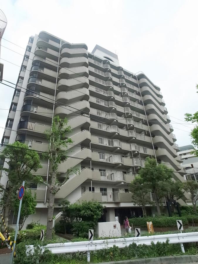 物件番号: 1025806649 エクセラート神戸  神戸市兵庫区駅前通5丁目 3LDK マンション 外観画像