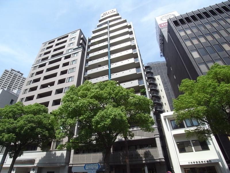 物件番号: 1025807823 エスリード三宮フラワーロード  神戸市中央区磯辺通4丁目 2SLDK マンション 外観画像