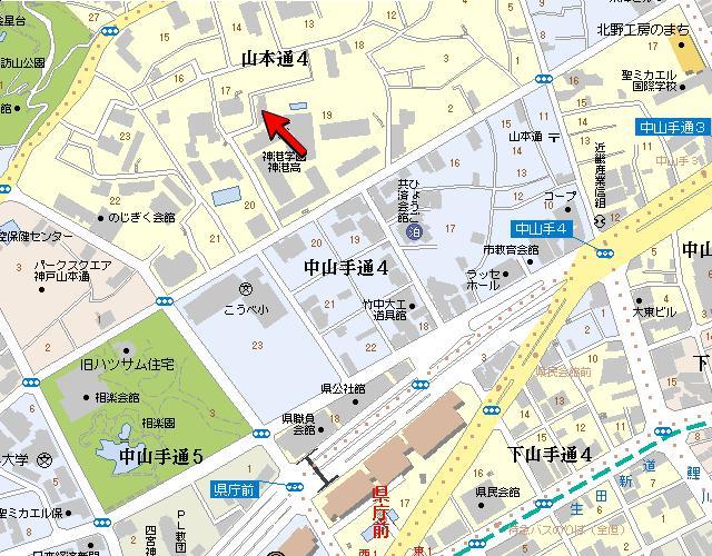 物件番号: 1025808173 ヴァリーコート山本通マンション  神戸市中央区山本通4丁目 3LDK マンション 画像1