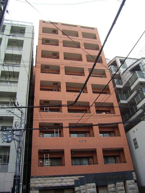 物件番号: 1025833240 プレサンス神戸三宮  神戸市中央区雲井通4丁目 1LDK マンション 画像1