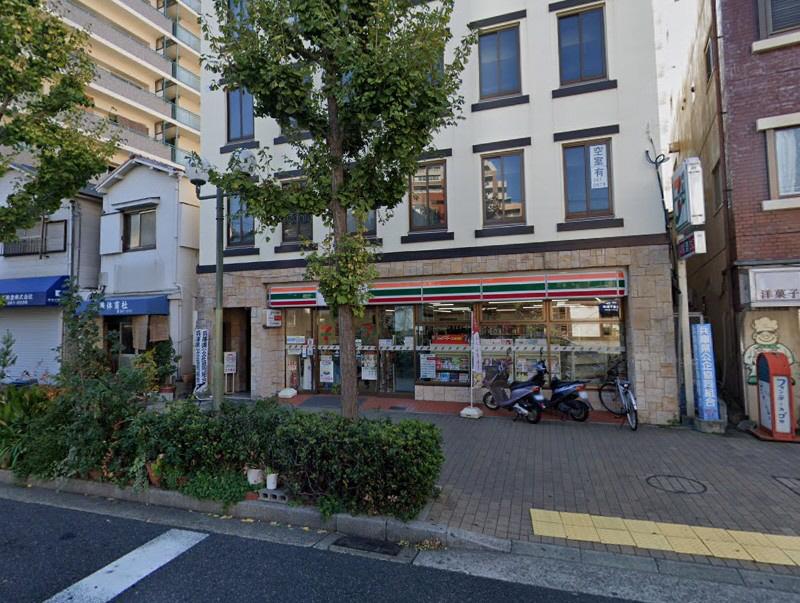 物件番号: 1025884118 神戸中山手ハウス22  神戸市中央区中山手通6丁目 2LDK マンション 画像24