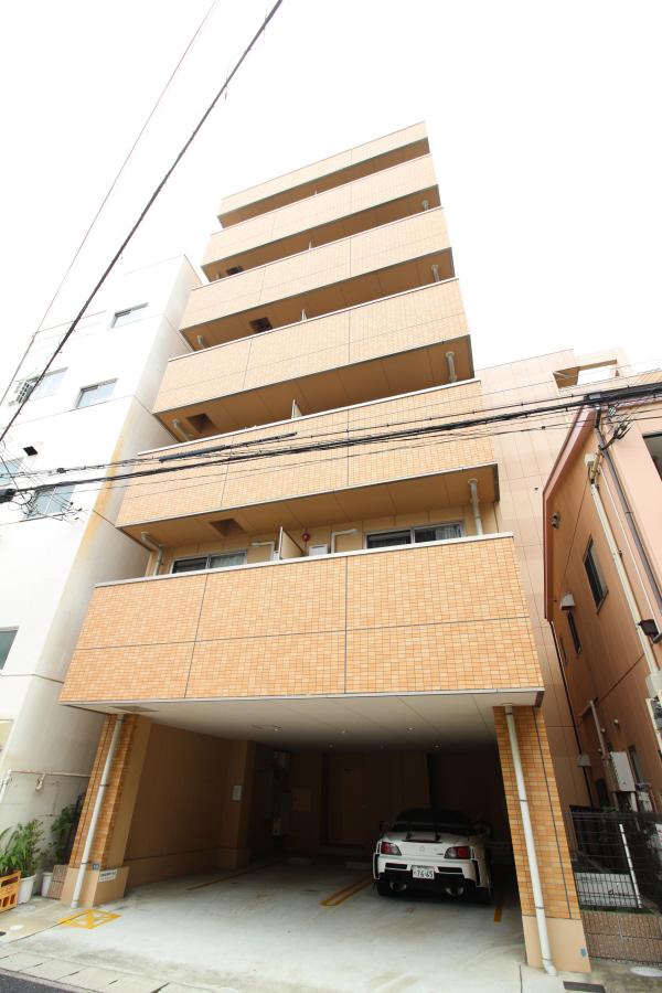 物件番号: 1025810299 プリムローズ  神戸市中央区日暮通1丁目 1K マンション 外観画像