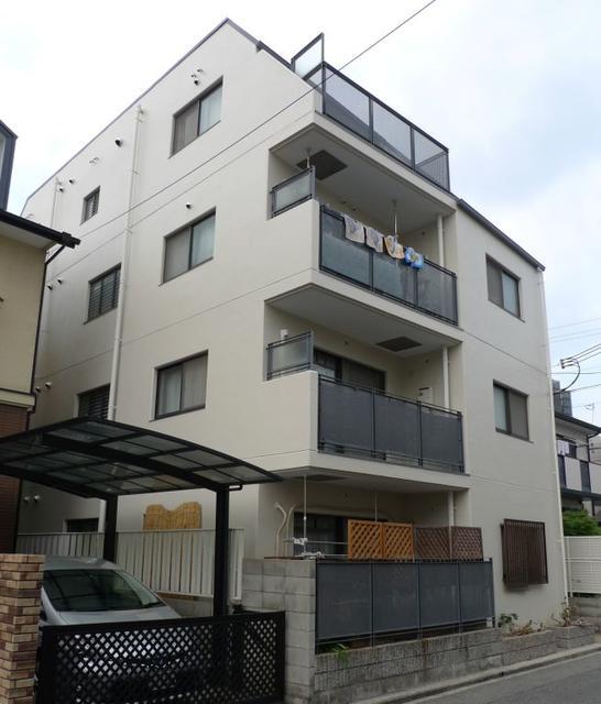物件番号: 1025810980 ガーデン御影  神戸市東灘区御影中町2丁目 2LDK マンション 外観画像