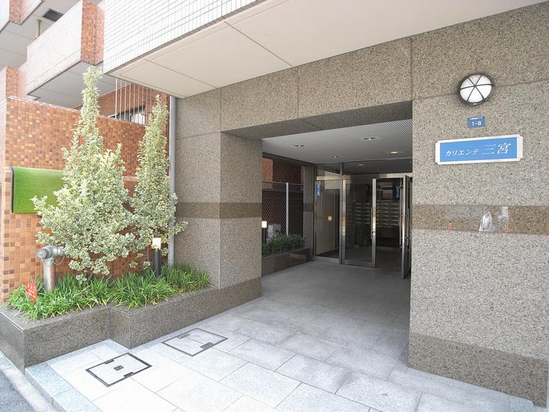 物件番号: 1025875652 カリエンテ三宮  神戸市中央区小野柄通3丁目 1K マンション 画像8