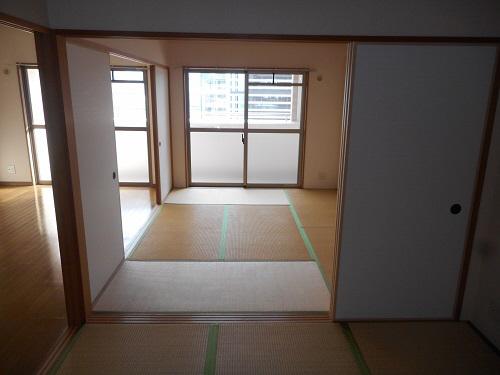 物件番号: 1025881286 摩耶コート壱番館  神戸市灘区都通2丁目 2SDK マンション 画像8